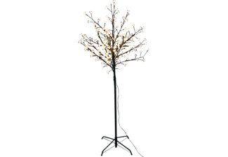 FHS 19525 Star-Max LED Baum, Transparent, Warmweiß