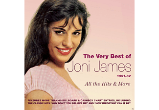 Joni James - The Very Best Of Joni James 1951-62 - (CD)