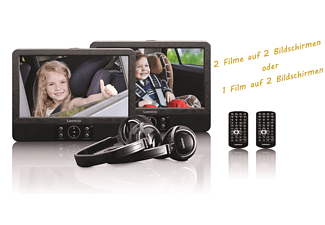 LENCO DVP938 DVD Player Schwarz