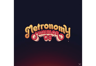Metronomy - Summer '08 - (CD)