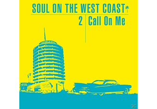 VARIOUS - Soul On The West Coast 2 Call On [CD]