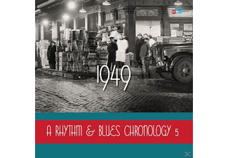 VARIOUS - A Rhythm & Blues Chronology 5 1949 - (CD)