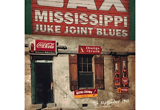 VARIOUS - Mississippi Juke Joint Blues (9th S - (CD)