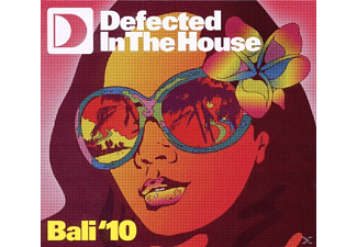 VARIOUS - Defected In The House-Bali '10 - (CD)