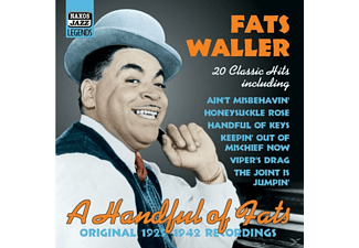 Fats Waller - A Handful Of Fats - (CD)