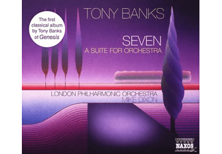 Tony Banks, Mike/lpo Dixon - Seven-A Suite For Orchestra - (CD)