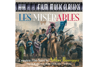 VARIOUS, Adriano & Srso - Les Miserables - (CD)