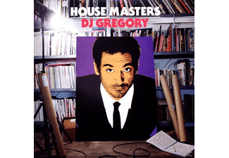 Dj Gregory, VARIOUS - House Masters-Dj Gregory - (CD)
