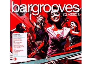 VARIOUS, Andy/compiled By) Various/daniell - Bargrooves Classics - (CD)