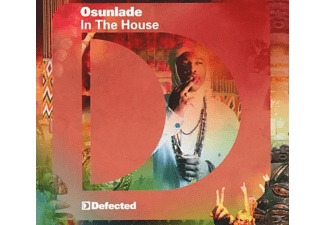 VARIOUS - Defected Pres.Osunlade In Thehouse - (CD)