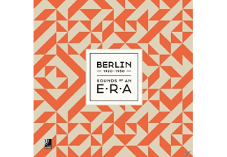 VARIOUS - Berlin-Sounds Of An Era - (CD)