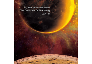 Klaus Schulze, Pete Namlook - The Dark Side Of The Moog-Vol.9-11 - (CD)