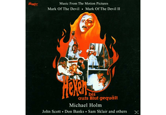 Michael Holm - Mark Of The Devil-Hexen Bis Aufs Blut Gequält [CD]
