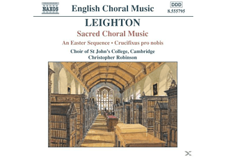 Cambri Choir Of St. John S College, Robinson/Choir Of St.Johns College - Geistliche Chormusik - (CD)