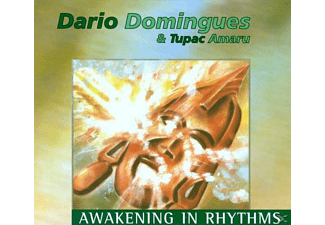 Dario Domingues, Tupac Amaru - Awakening In Rhythms - (CD)
