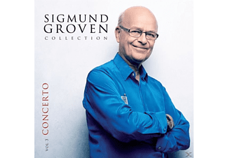Sigmund Groven - Collection Vol.3: Concerto - (CD)