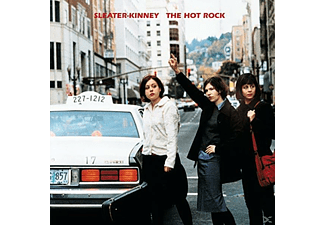 Sleater-Kinney - The Hot Rock - (LP + Download)