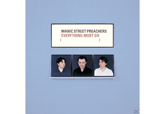 Manic Street Preachers Everything Must Go 20 (Remastered) Βινύλιο