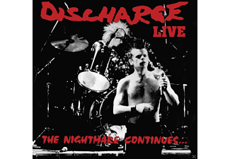 Discharge - The Nightmare Continues - (CD)