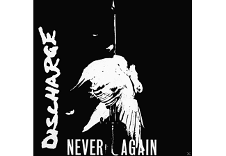 Discharge - Never Again - (CD)