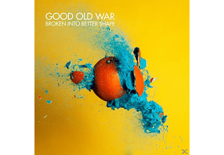 Good Old War - Broken Into Better Shape [CD]