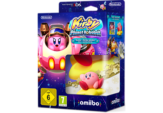 Kirby: Planet Robobot (inkl. Kirby Collection amiibo) 3DS