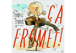 Frederic Fromet - Ca Fromet! [CD]