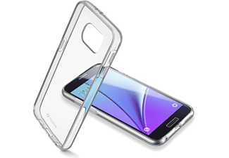 CELLULAR-LINE Clear Duo Galaxy S7 Transparant
