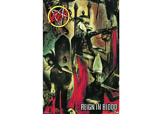 Slayer Poster Reign in Blood