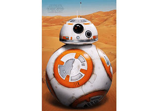 Star Wars Episode 7 Poster BB-8