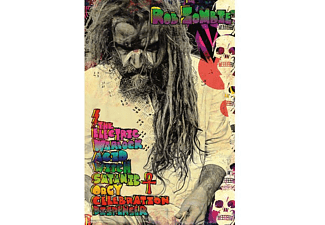 Rob Zombie Poster The Electric Warlock