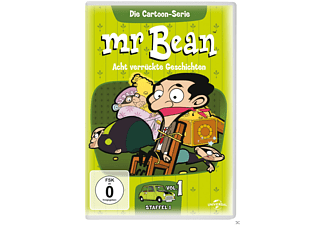 Mr. Bean - Die Cartoon-Serie - Staffel 1 - Vol. 1 - (DVD)
