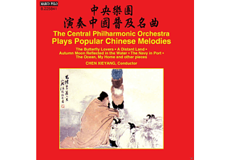 Central Philharmonic Orchestra - Popular Chinese Melodies [CD]