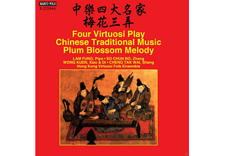 Hong Kong Virtuosi Folk Ensemble/+ - Four Virtuosi Play/+ - (CD)
