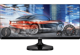 "LG 25UM58-P - 25"" Ultra-Wide Full HD Monitor με IPS Panel"