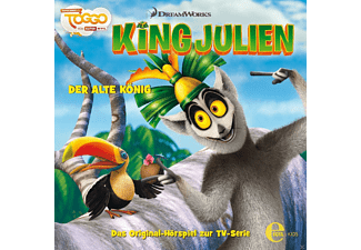 King Julien - (3)Das Original Hörspiel Z.Tv-Serie - (CD)
