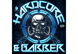 VARIOUS - Hardcore & Gabber - (CD)
