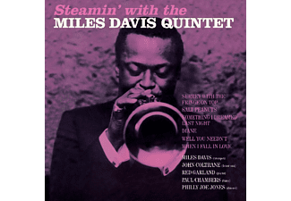 Miles Davis - Steamin' With The Miles Davis Quintet | CD