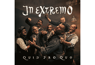 In Extremo - Quid Pro Quo (Incl.MP3-Code) - (LP + Download)
