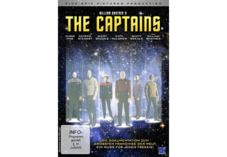 William Shatner's The Captains - (DVD)