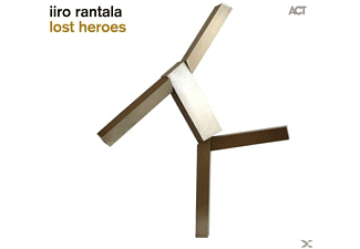 Iiro Rantala - Lost Heroes [CD]