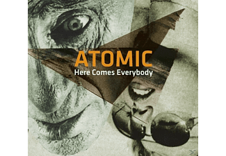 Atomic - Here Comes Everybody - (CD)