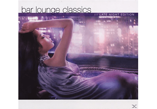 VARIOUS - Bar Lounge Classics-Late Night Edition [CD]