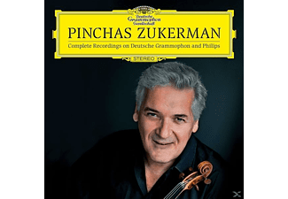 Pinchas Zukerman, Various Orchestras - Complete Recordings On DG And Philips (Limited Edition) - (CD)