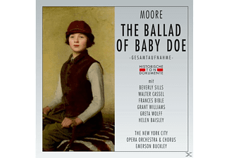 Emerson Buckley, New York City Opera Orchestra & Chorus - The Ballad Of Baby Doe - (CD)