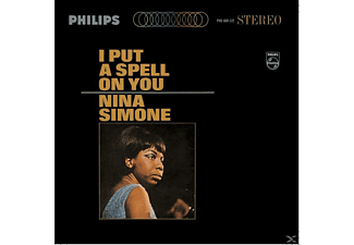 Nina Simone - I Put A Spell On You (Back To Black+DL-Code) - (Vinyl)