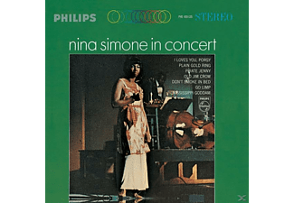 Nina Simone - In Concert (Back To Black+DL-Code) - (Vinyl)
