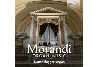 Marco Ruggeri - Organ Music - (CD)