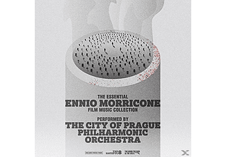 The City Of Prague Philharmonic Orchestra - The Essential Ennio Morricone - (CD)