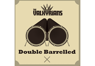 The Valkyrians - Double Barrelled [CD]